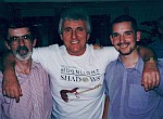 Malcolm Campbell, Bruce Welch & Richard Campbell